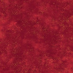 Shimmer Earth - Red - by Deborah Edwards for Artisan Spirit of Northcott Studio