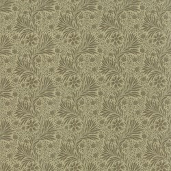 Best of Morris - Green Tonal Print - by Barbara Brackman for MODA