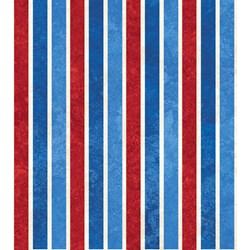 Stonehenge Celebration - RWB Stripes- by Deborah Edwards for Northcott Studio
