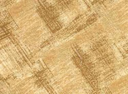 """11"""" Remnant Piece Choco-Latte Folk Art Quilting Fabric ~ by Whimsicals Quilts ~ Terri Degenkolb for Red Rooster Fabrics"""