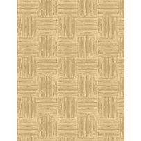 Colors of Freedom by Jennifer Pugh for Wilmington-Cream Basket Weave