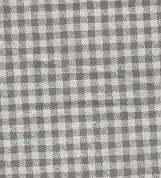 """End of Bolt - 81"""" - Mountain Lodge - Flannel - Grey Check- by Deborah Edwards for Northcott"""