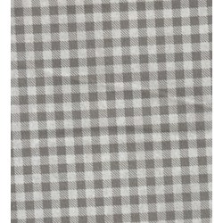 "End of Bolt - 81"" - Mountain Lodge - Flannel - Grey Check- by Deborah Edwards for Northcott"