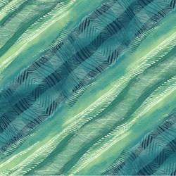 Good Vibrations - Teal - by Deborah Edwards for Artisan Spirit of Northcott Studio