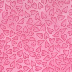 "15"" Remnant - Heart To Heart II - 35"" Remnant - Valentine Quilt  Fabric - by Cheri Strole for Moda"