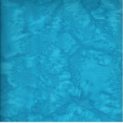 Bali Hand-dyed Watercolors - Seasalt - by Hoffman California Fabrics