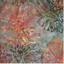 Bali Hand-dyed Batik - Petal - by Hoffman California Fabrics