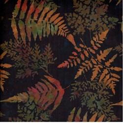 Hoffman Batiks - Volcano Leaf