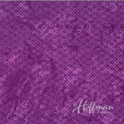 Hoffman Batiks - Orchid