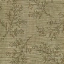 "43"" End of Bolt Piece - Lecien - Mrs. March Fabric Khaki Green - Tonal Leaf"