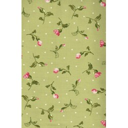 Poppies - Green Rosebuds- by Maywood Studios