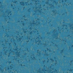 Fairy Frost Metallic Blender - Lagoon - by Michael Miller Fabrics