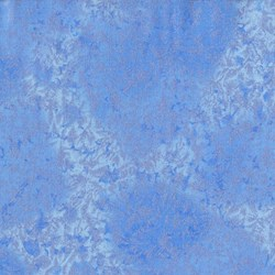 Fairy Frost Metallic Blender - Periwinkle - by Michael Miller Fabrics