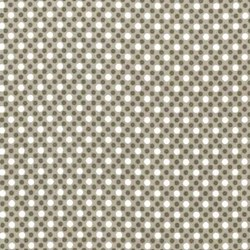 Dim Dots - Dirt - by Michael Miller Fabrics