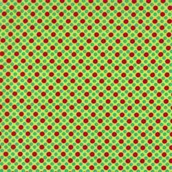 Dim Dots - Santa - by Michael Miller Fabrics