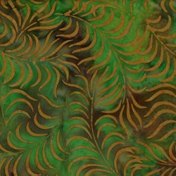 Spearmint Collection - Green Daquiri - by Batiks by Mirah Zriya