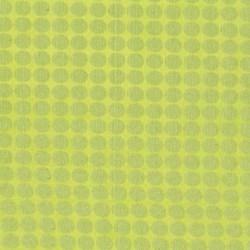 Mirror Ball Dots - Limeade - by Michael Miller Fabrics