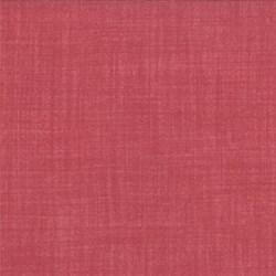 Weave - Crimson - Moda Textured Solid Natural