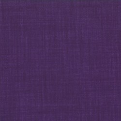 Weave - Amethyst - Moda Textured Solid Natural