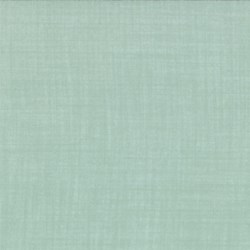 Weave - Aqua - Moda Textured Solid Natural