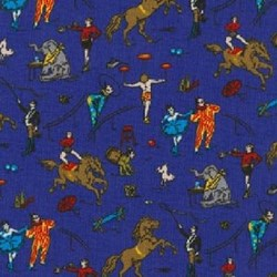 Circus Something to Talk About by RJR Fabrics