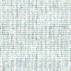 "12"" Remnant - Harbor Reflections #22951-41 Light Blue Mottled Squares - by Northcott Fabrics"