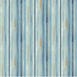 Harbor Reflections #22953-42 Multi Blue Stripe- by Northcott Fabrics
