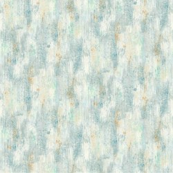 Harbor Reflections #22954-41 Light Blue Paint Swishes - by Northcott Fabrics
