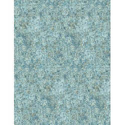 Harbor Reflections #22955-42 Blue Mottled - by Northcott Fabrics