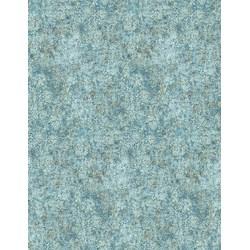 Harbor Reflections #22955-42 Blue Mottled - by Northcott Fabrics