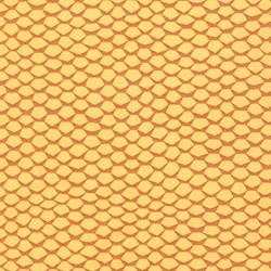 Pond Collection- Gold Honeycomb Pattern by Elizabeth Hartman for Robert Kaufman
