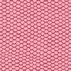 """End of Bolt - 53"""" - Pond Collection- Rose Honeycomb Pattern by Elizabeth Hartman for Robert Kaufman"""