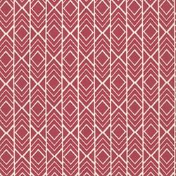 Pond Collection- Cayenne Modern Geo Pattern by Elizabeth Hartman for Robert Kaufman