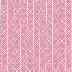 Pond Collection- Rose Modern Geo Pattern by Elizabeth Hartman for Robert Kaufman