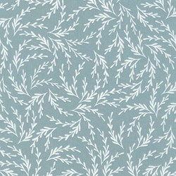 Pond Collection- Shale Fern Pattern by Elizabeth Hartman for Robert Kaufman