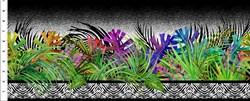 """19"""" Remnant -  - Safari Border - In The Beginning Fabrics"""