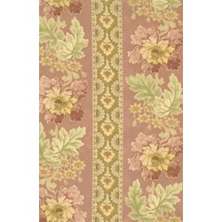 """35"""" Remnant - Vintage Find!  At Waters Edge - Lake House Curtains - Rose Begonia"""