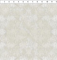 "End of Bolt - 38""- Dreamscapes - Cream Pattern"