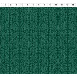 Dreamscapes - Dark Greens Pattern
