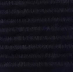 Black Chenille/Minky Raised Stripes Fabric by Benartex