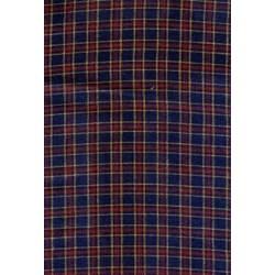 VINTAGE FIND!  SaltBox Farm Homespun  Fabric - Midsummer Plaid