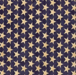 "22"" Remnant - Nantucket - Plaid - Stars - Navy"