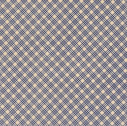 "22"" Remnant- Nantucket - Plaid - Navy"