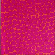 "End of Bolt - 46"" 4  Kaffe Classics - PWBM-053 Magenta"