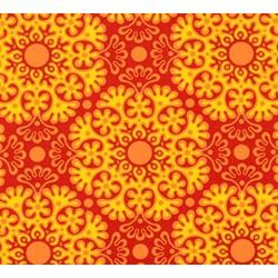 Spring Fever - Orange # PWJS.101-Mexi