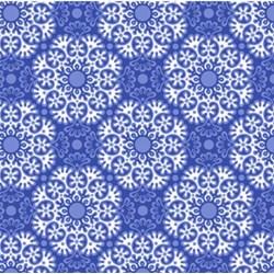 Spring Fever - Blue # PWJS.101-Rain