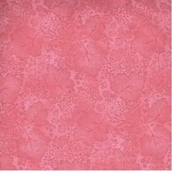 RJR- Pink Leaves & Florals