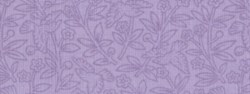 "135"" Binding - Sanctuary Moda Bias Binding - Lavendar - 1 Yard Pieces"
