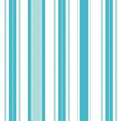 "34"" Remnant- Sugar And Spice - Blue Stripe - by The Quilted Fish for Riley Blake Designs"