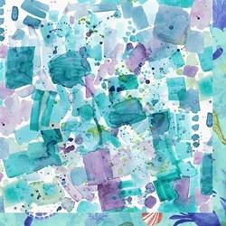 """30"""" Remnant - Sanibel Splash Multi by Clothworks"""